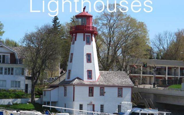Lighthouse at Kincardine Harbour