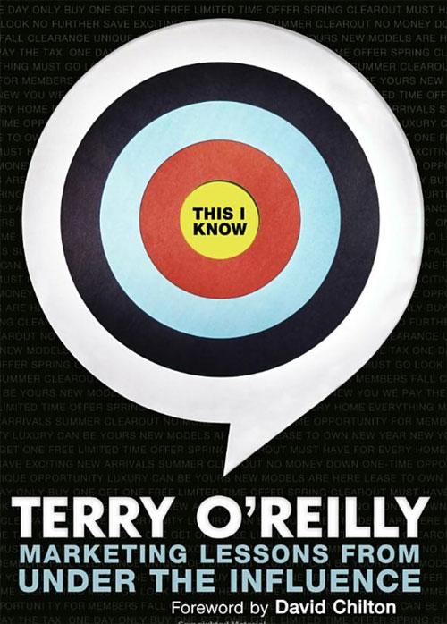 Terry O'Reilly book cover